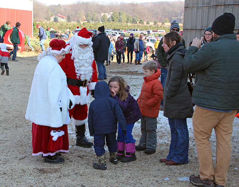 Weekend Events – Hanns Christmas Farm